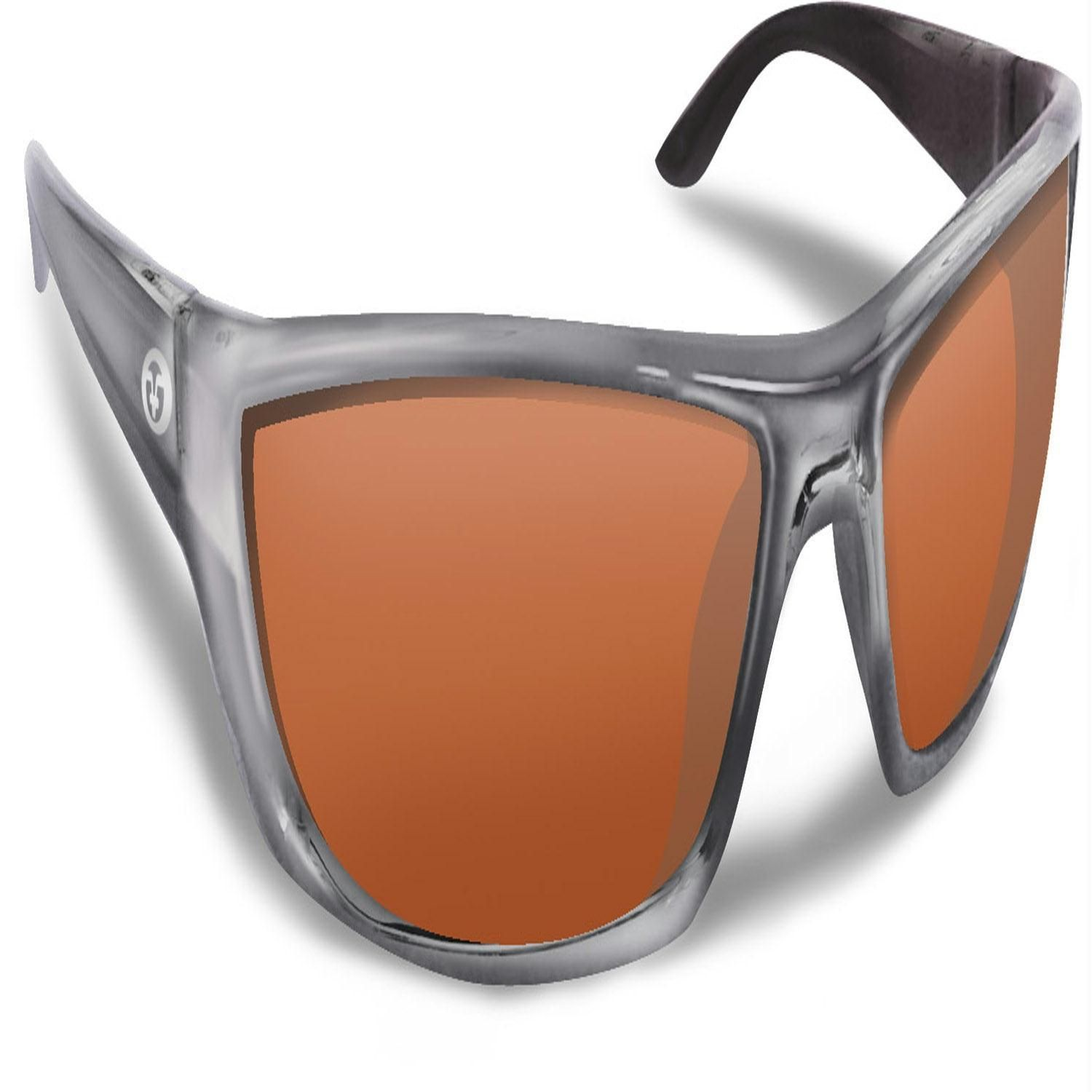 36862fee15a Flying Fisherman Buchanan Crystal Gunmetal w-Copper Sunglass in 2018 ...
