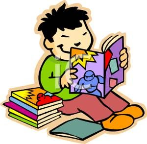Children Reading Book Clipart | Clipart Panda - Free Clipart ...