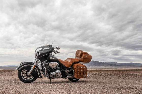 2017 Indian Roadmaster Classic: First Ride.