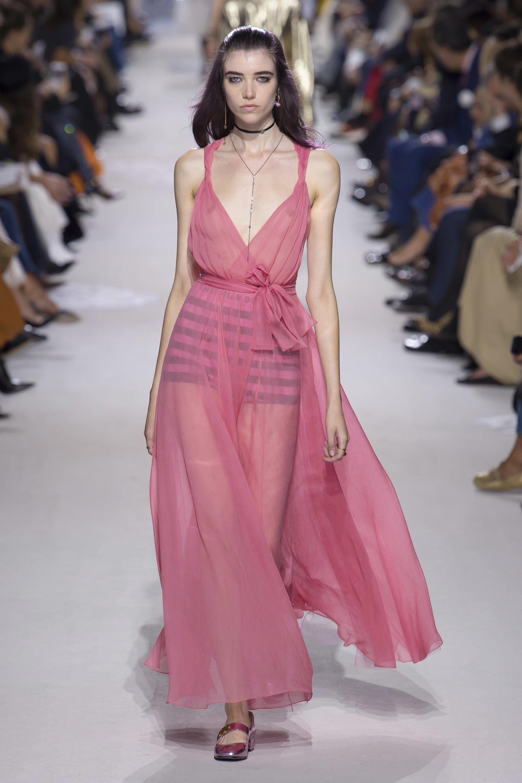 Colección Ready-to-Wear de Christian Dior primavera 2018. Semana de ...