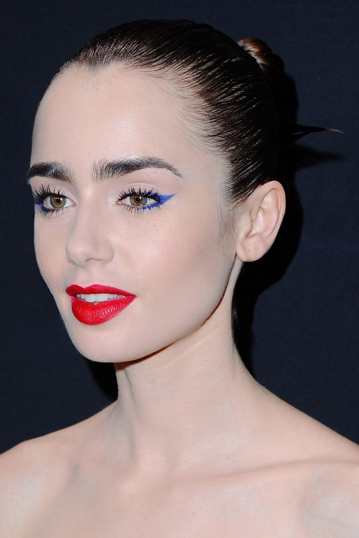 9 Ways Celebs Make Basic Eyeliner Look Totally Badass