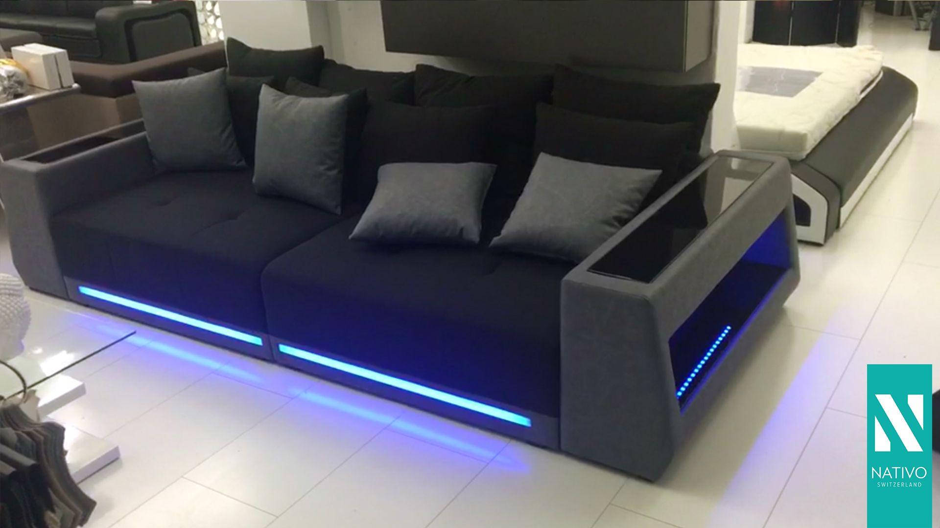 Garniture Za Dnevni Boravak Nativo Big Sofa Vice Canape Design Grand Canape Canape Confortable