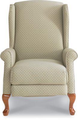 Kimberly High Leg Reclining Chair Recliner Furniture