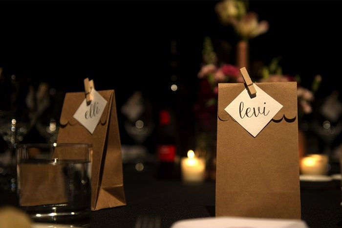 DIY wedding favours | itakeyou.co.uk | Onthree photography