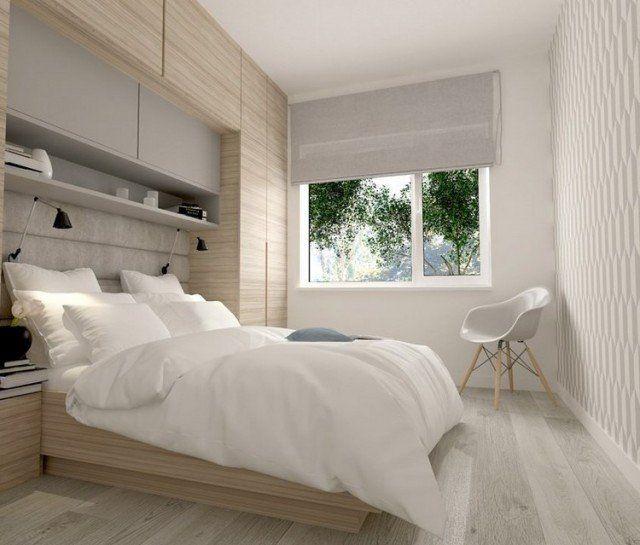 Dressing pour petite chambre id es fonctionnelles modernes chambre design cosy baroque et - Dressing pour petite chambre ...