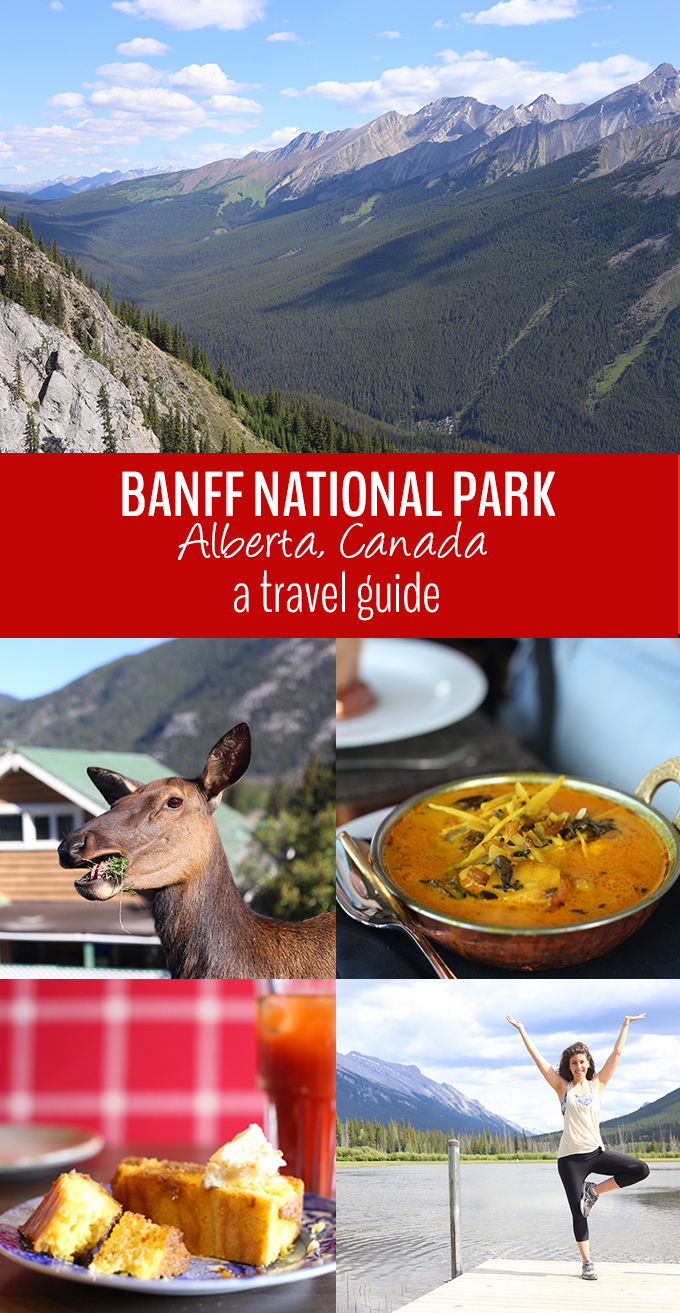 A travel guide to the Canadian Rockies in Banff National Park - Alberta, Canada…
