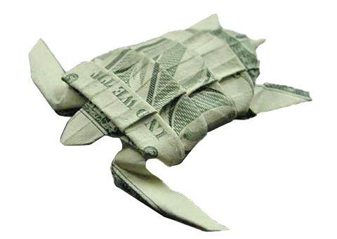 One Dollar Bill Origami Origami Pinterest Origami Money