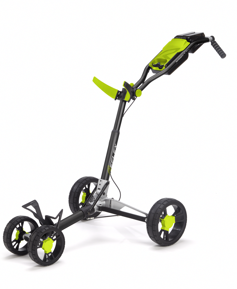 Sun Mountain Reflex Push Cart By Sun Mountain Golf Golf Push Carts