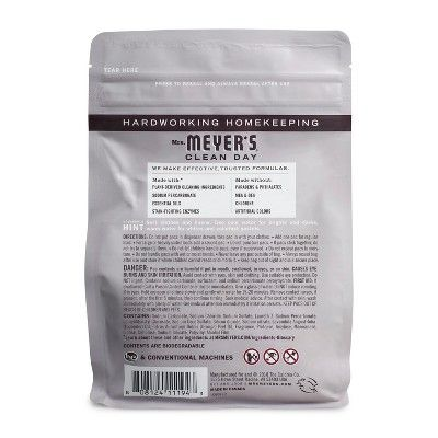 Mrs Meyer S Lavender Monodose Laundry Detergent 0 62oz In 2020