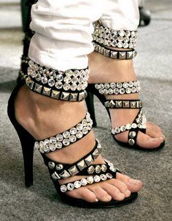 shoes by Balmain..<3 these