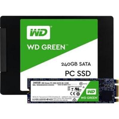Wd Green 240gb 2.5 Inch Intern Memory chip, Desktop