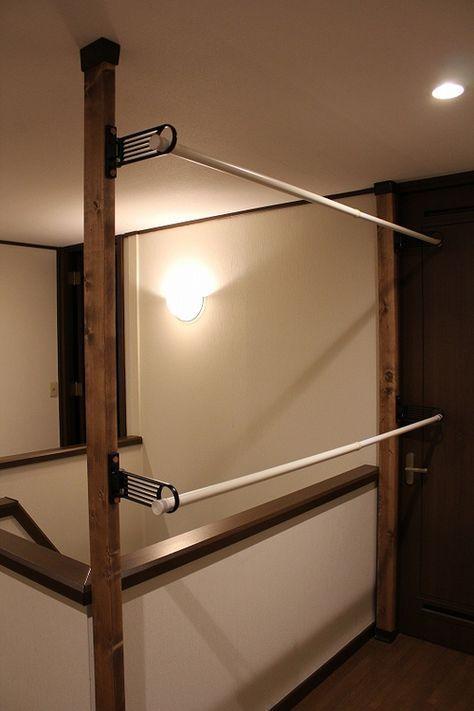 またまた木工 ハル ユメ Diary 手作りクローゼット ディアウォール インテリア 収納