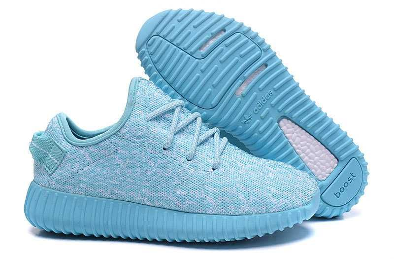 new product 1d88c b1923 1767  Adidas Yeezy Boost 350 Dam Light Blå SE813556zdlsS