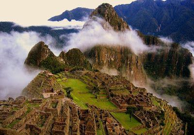 Poemas de Amor: Poema Machu Picchu