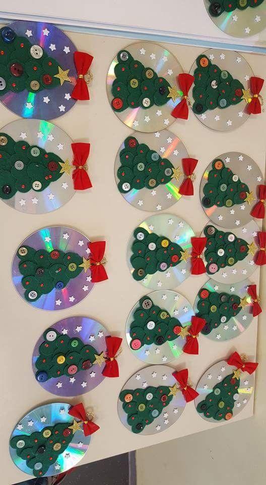 Pin By Delilah Kelly On Christmas Pinterest Navidad - Decoraciones-de-navidad-manualidades
