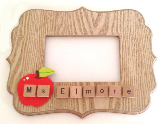 Custom name frame for your child\'s favorite teacher- Teacher Gift ...