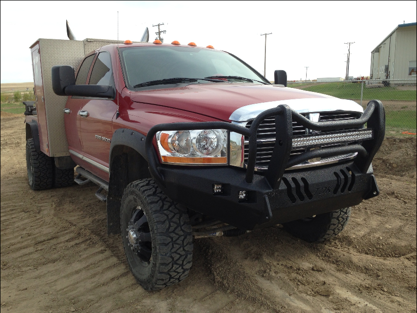 Custom truck bumpers, jeep frames and accessories | trucks ...