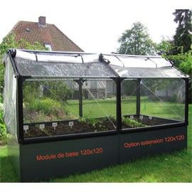 Jardin potager surélevé tout équipé, Grow Camp | Jardins ...