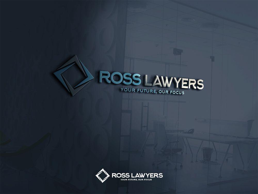 Ross Lawyers Needs a Fresh Logo Design Serious, Modern Logo Design ...