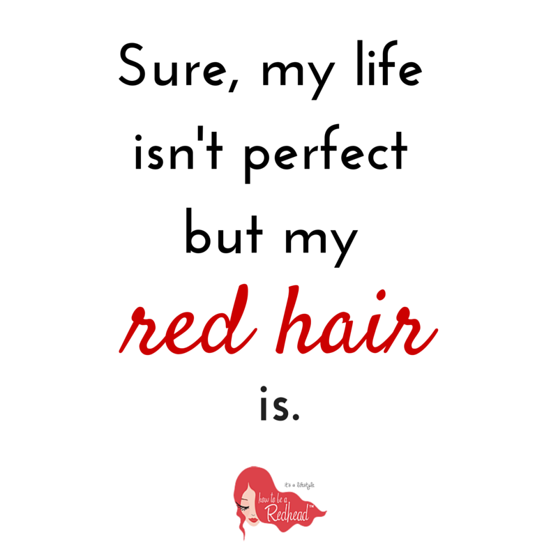 Happy March Redheads Red Hair Quotes Redhead Quotes Red Hair