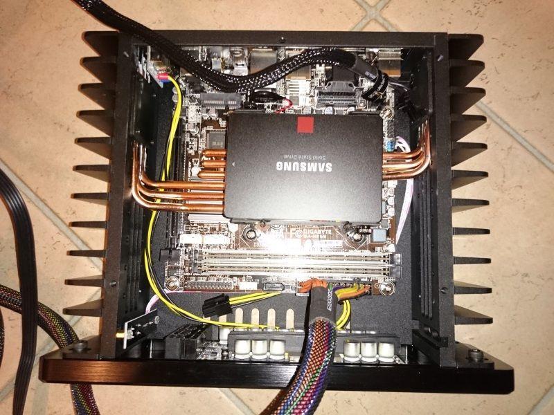 Hdplex 100w Linear Power Supply Italy Videohifi Forum Pc Cases Computer Case Power Supply