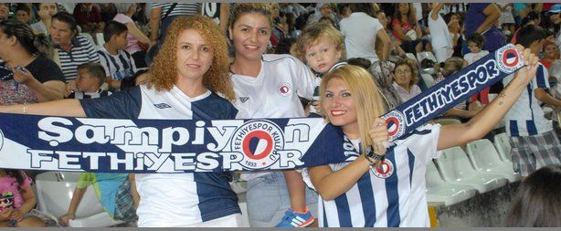 #DünyaKadınlarGünü #InternationalWomensDay #Fethiyespor Free entry for all females to Sunday's Fethiyespor match against Ümraniyespor. :)