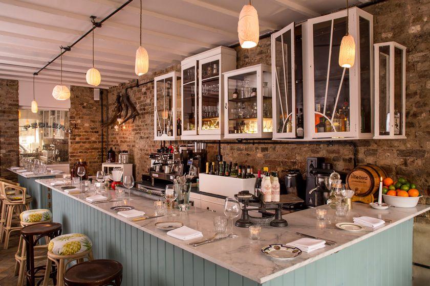 Restaurant Review Pedler, Peckham Rye Interiores