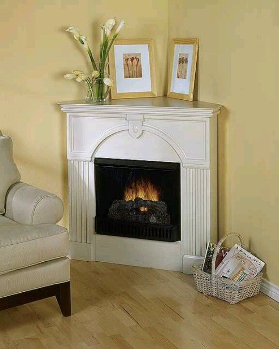 Simple Updates To Transform Your: Corner Fireplace Mantels, Freestanding