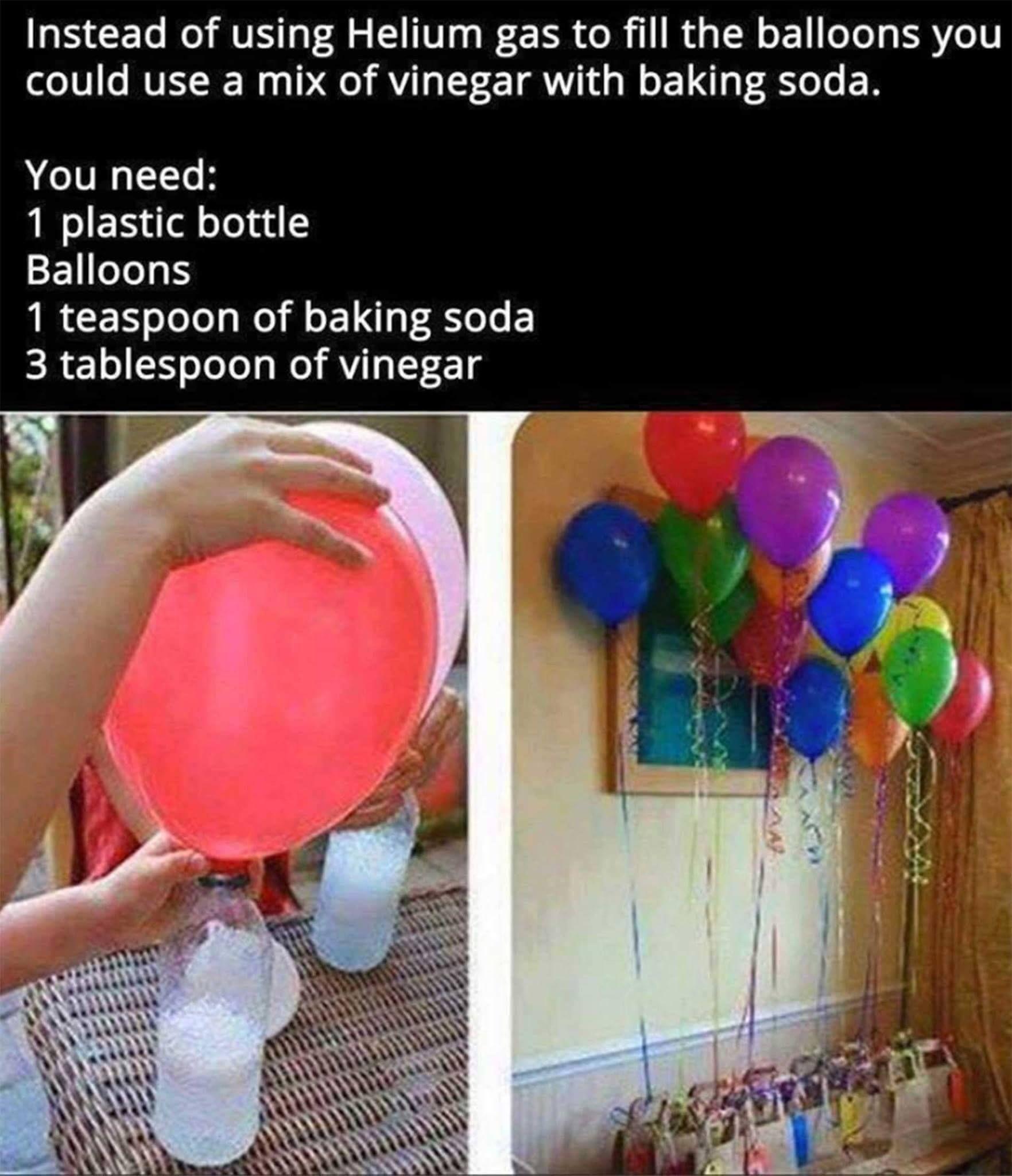 helium substitute balloons party birthday pinterest geburtstag ideen und basteln. Black Bedroom Furniture Sets. Home Design Ideas