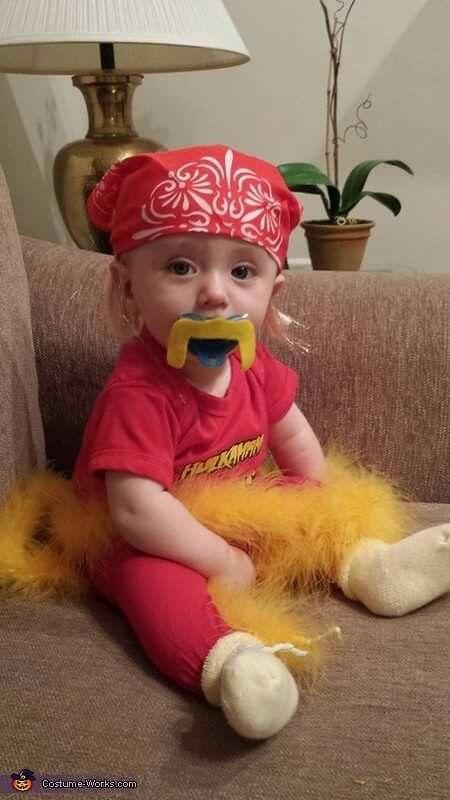 baby hulk hogan halloween costume contest via