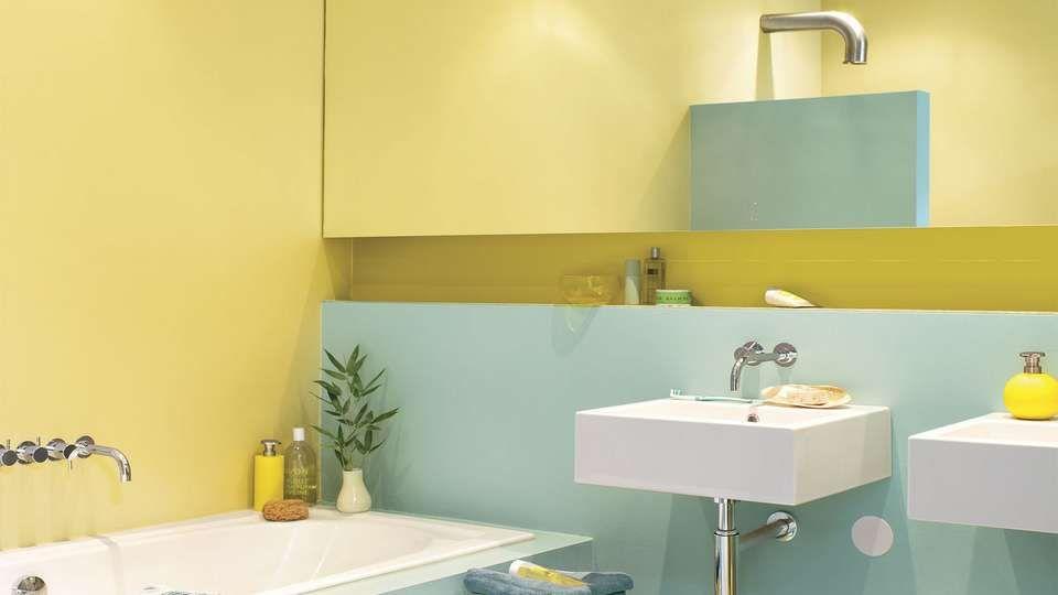 Le vert d\'eau s\'invite à la maison - M6 | Déco salle de bain