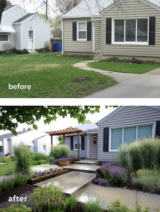 Amazing Landscaping Ideas For Small Budgets: Landscaping In 2019