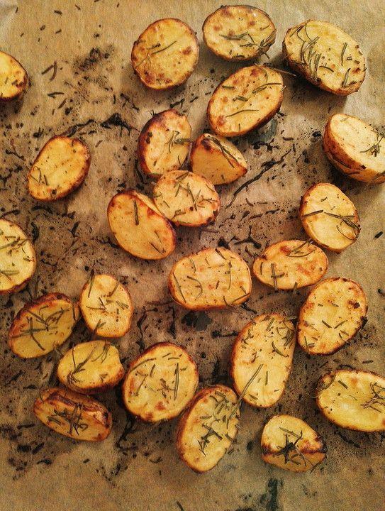 Rosmarinkartoffeln aus dem Ofen von Ul-Rike | Chefkoch #kartoffelnofen