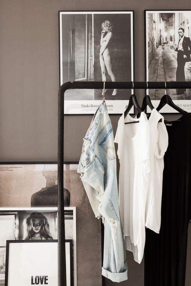 Valkoista, vintagea ja modernia
