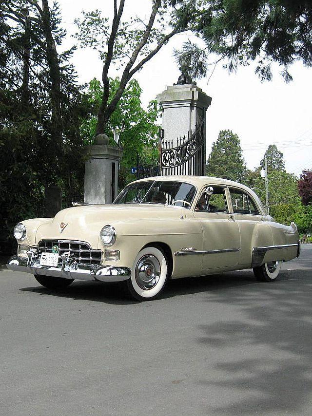 1948 Cadillac 61 For Sale Classic Cadillacs Cadillac Classic