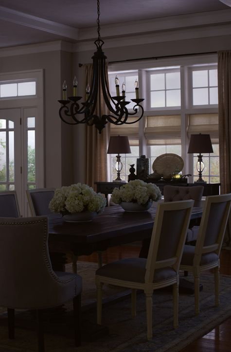 Dining Room Lighting Ideas at The Home Depot | Dining room ... on Dining Room Sconce Idea id=20272