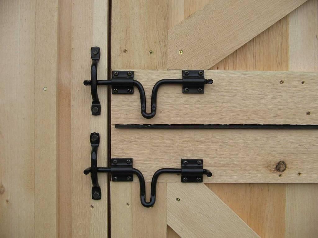 Bon Liding Barn Door Locking Hardware