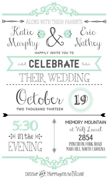 FREE Wedding Invitation Templates Best Free wedding invitations - free downloadable wedding invitation templates