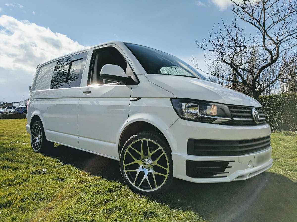 eBay: Volkswagen T6 camper, New conversion Massive spec  not t5