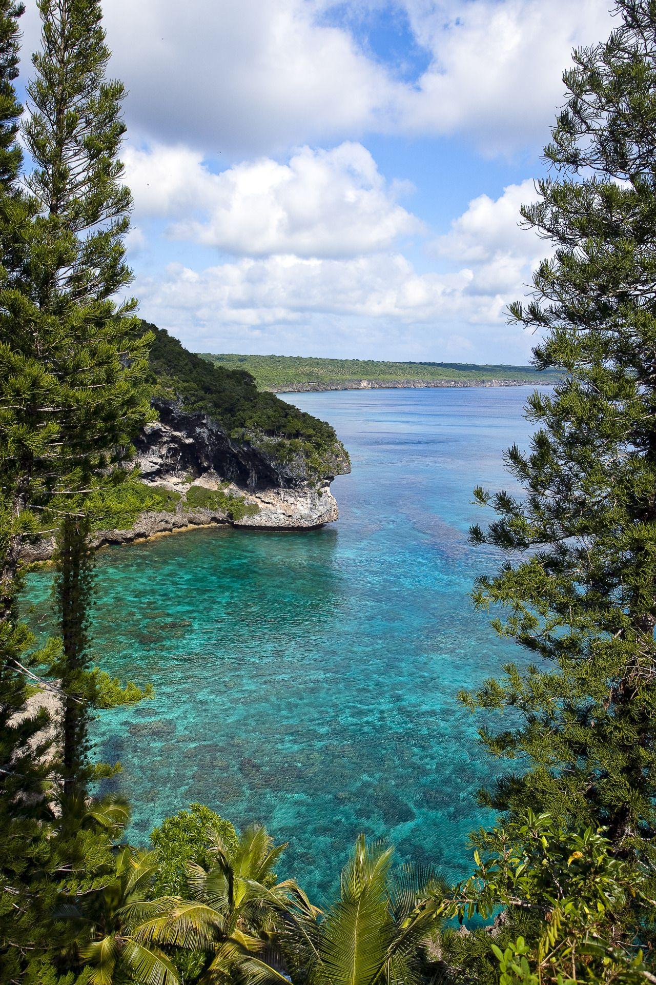 Travelling Tips For Non Travellers Lifou Island: Jokin Cliffs - Lifou - New Caledonia (by ¡kuba!)