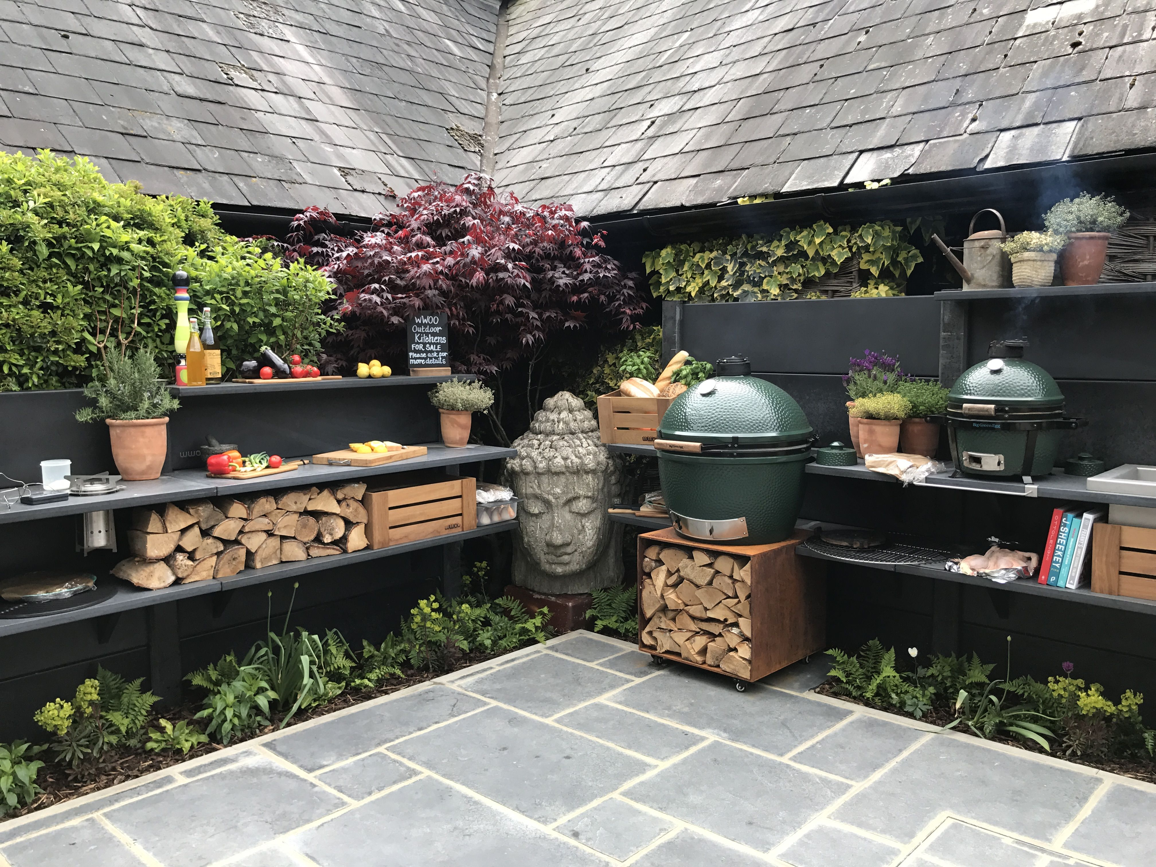 Outdoor Kitchen Packages Uk