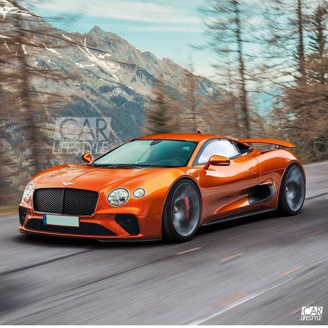 Supercar Heaven Check Out This Badass Bentley Click To Discover More Dreamcars Supercar Luxury Car Coolcars Exo Super Cars Sports Car New Sports Cars