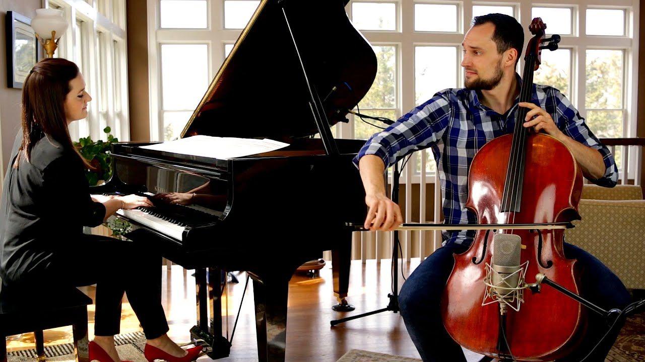 Someone Like You Cover Adele (Cello/Piano) Brooklyn