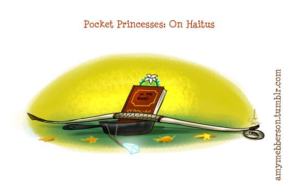 Pocket Princesses is on Haitus Hey everyone. First of all, thank you EVERYONE who has enjoyed PP so far and taken time with notes and reblogs to tell me. It's always very thrilling to know the art has given you a giggle. However, due to an increase... #pocketprincesses