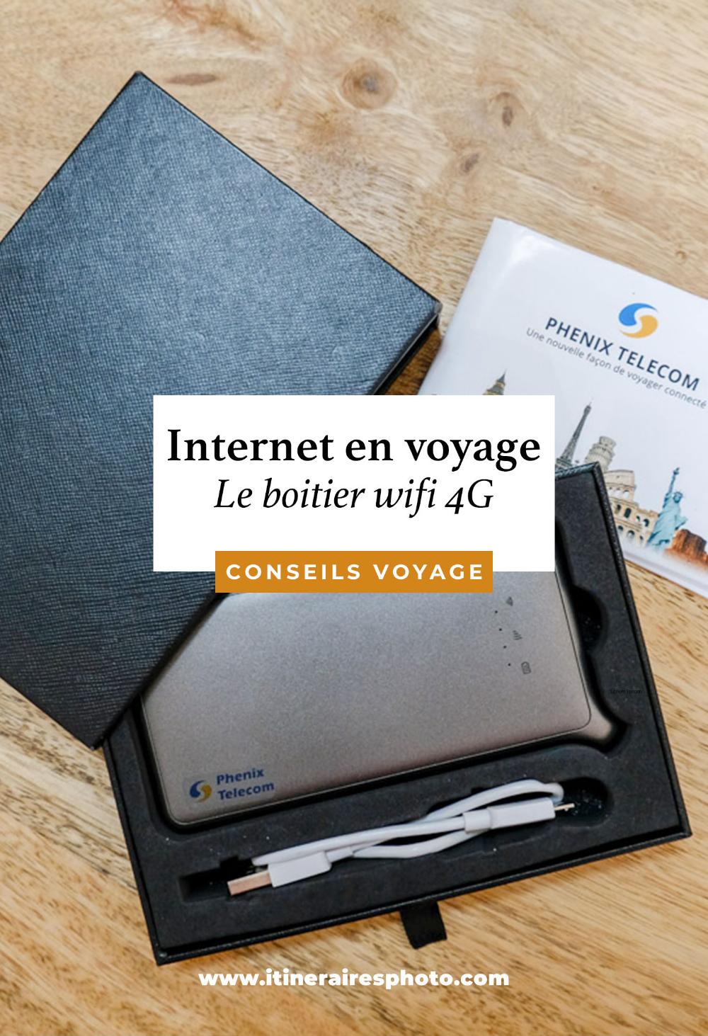 Comment Avoir De La Connexion Internet Partout