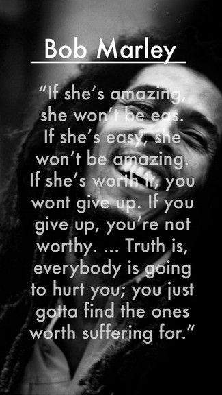 Bob Marley Saying iPhone 5C / 5S wallpaper Bob marley