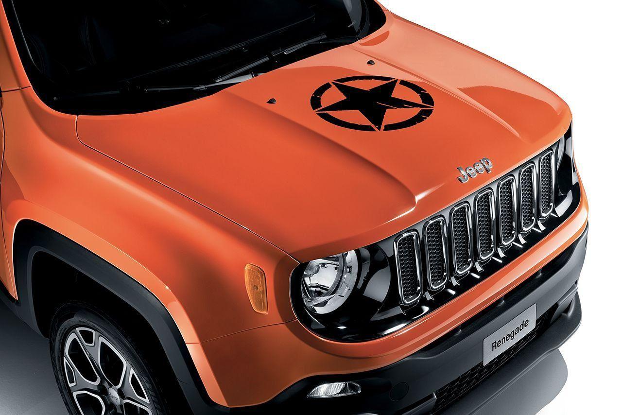 Jeep Renegade Oltre 100 Accessori Mopar Tutti Per Lui