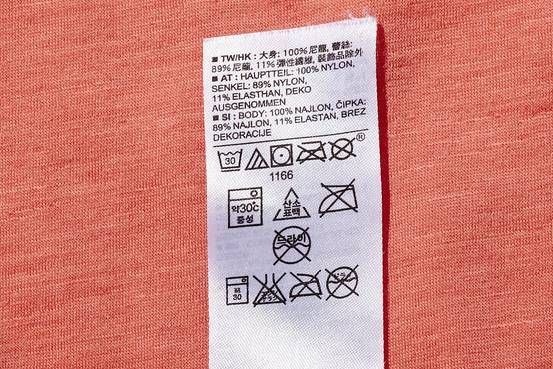 Does Anyone Understand Those Laundry Tag Symbols Wsj Laundry