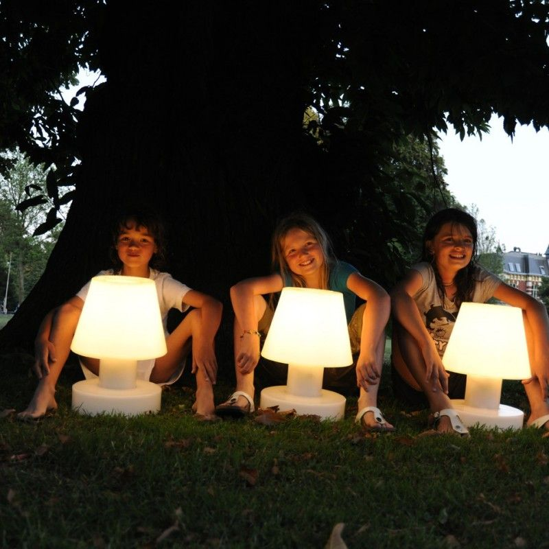 Meet The Bloom Portable Lamp From Bloom Holland It Is A Wonderful