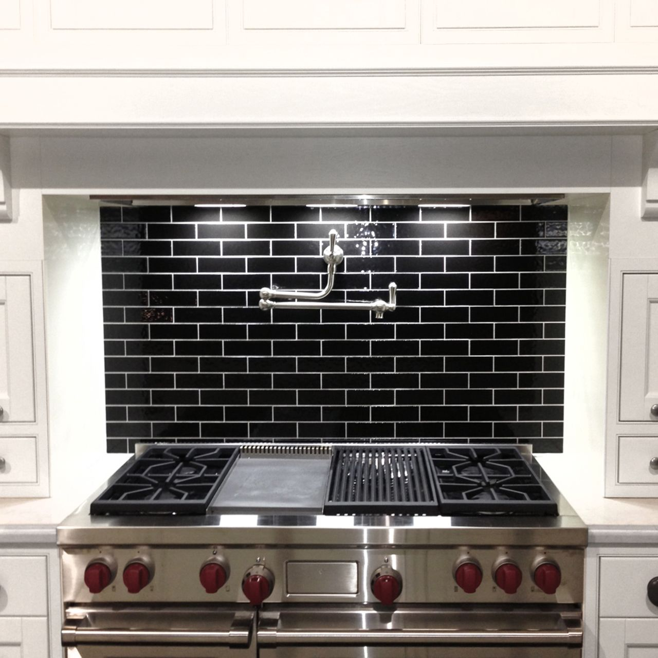 Pot filler with lever handles | Perrin and Rowe | Kitchen mplb ...